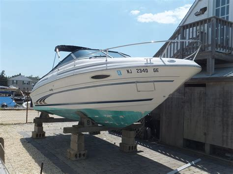 boats for sale long beach island nj 1997 sea ray 215 express cruiser power boat for sale www