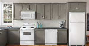 kitchen grey colors with white cabinets cookware sets coffee small eat design photos multi colored backsplash