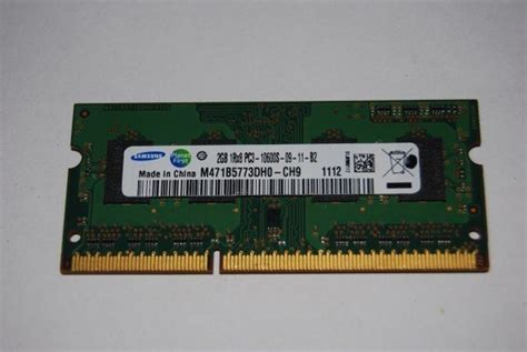 Ram Samsung 2gb 1rx8 Pc3 laptop ram samsung ddr3 2gb 1rx8 pc3 10600s 09 11 b2 for sale in tralee kerry from wrama