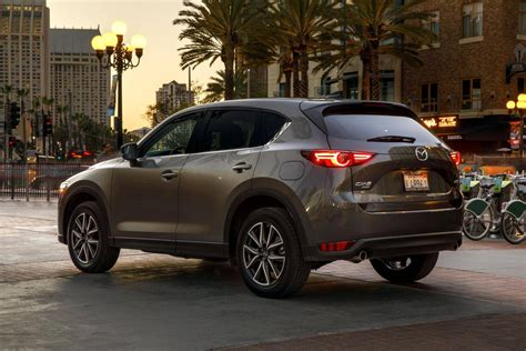 mazda cx 5 2 0 review review 2017 mazda cx 5 offers more comfort and refinement