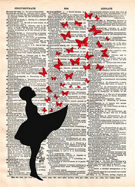 banksy style etsy with butterflies butterfly banksy style