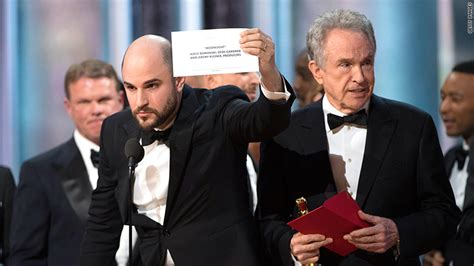 Many Flubs by La La Land Producer Says Oscar Flub Was Surreal