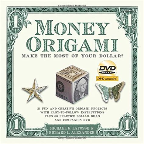 Money Origami Book - sarcher8 on marketplace pulse