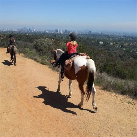 best places for horseback riding in los angeles 171 cbs los angeles