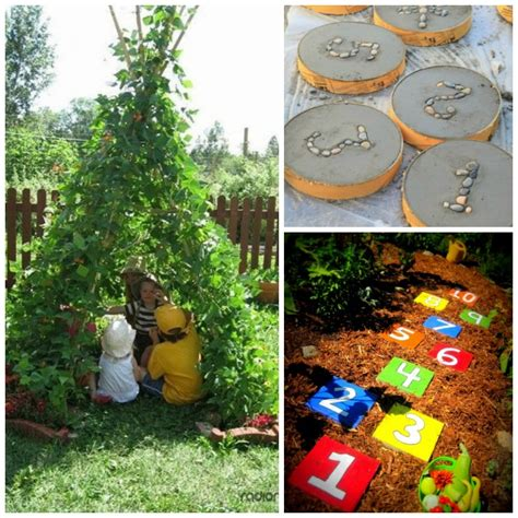 Garden Ideas For Children Play Garden Ideas For Growing A Jeweled