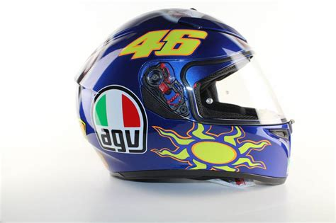 Helm Vr46 Agv K 3 Sv The Helm Chion Helmets