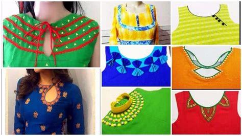 boat neck gala suit ka kurta neck design cutting and stitching simple craft ideas