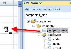 excel 2010 xml mapping tutorial parse xml into excel vba importing xml data into excel