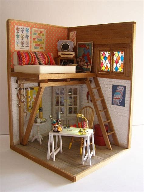 handmade dolls house miniatures 25 best ideas about miniature on pinterest miniatures