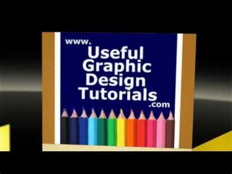 graphic design tutorial youtube free graphic design tutorials how to create your own