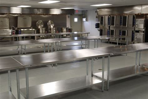 Prep Kitchen by New Modular Buildings Created For Food Preparation Makes Debut In San Antonio