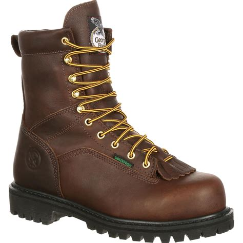 To Boot by Boot Steel Toe Waterproof Work Boot Style G8341
