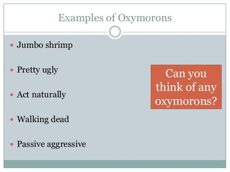 exle of oxymoron in romeo and juliet oxymoron
