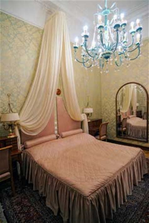 bed drape bedroom traditional curtains ideas