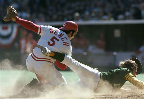 johnny bench home runs the top 10 athletes to wear no 5 si com
