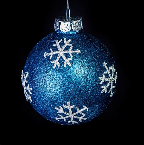 midnight snowflake ornament eb ornaments