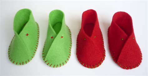 How To Make Handmade Slippers - handmade to be true felt baby shoes the