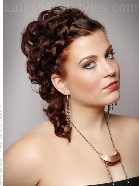hairstyles formal updos braided hairstyles for prom