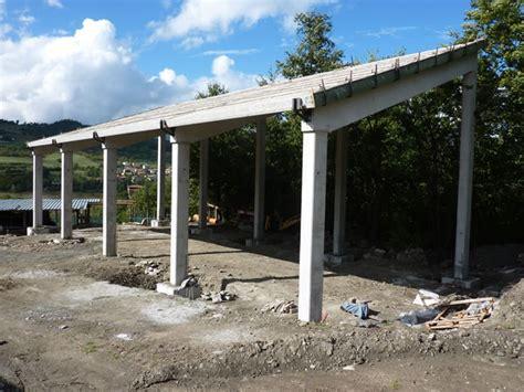 tettoia prefabbricata realizzazione di un prefabbricato agricolo in cemento