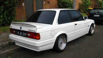 Bmw E30 325is Aussie Parked Cars 1990 Bmw 325is E30