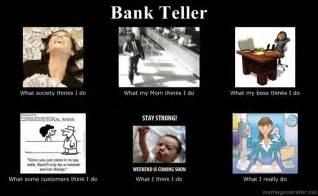Banker meme bank teller cas and lol on pinterest