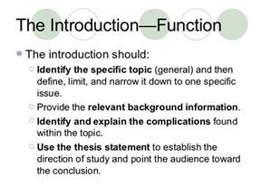 What To Write In The Conclusion Of An Essay by Writing The Introduction And Conclusion