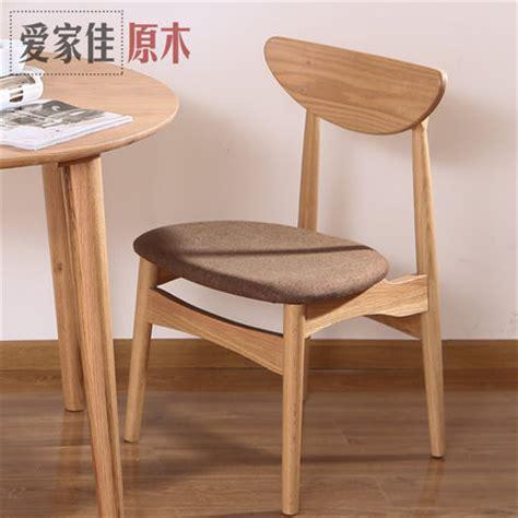Simple Desk Chairs by Japanese Style Furniture Simple Oak Solid Wood Wooden