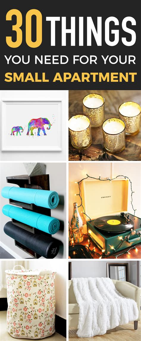 things you need for apartment 30 things you need for your small apartment society19