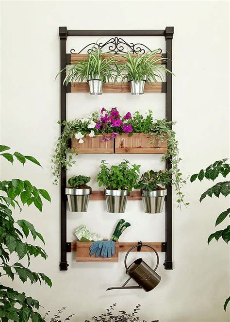 Balcony Vertical Garden 16 Genius Vertical Gardening Ideas For Small Gardens