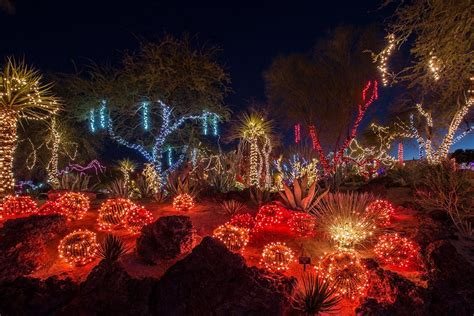 ethel m lights 2017 ethel m chocolates botanical cactus garden lighting 2017
