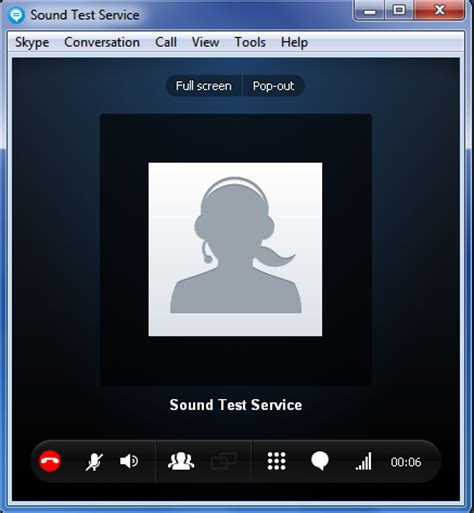 audio test skype for dummies how to test audio and calls