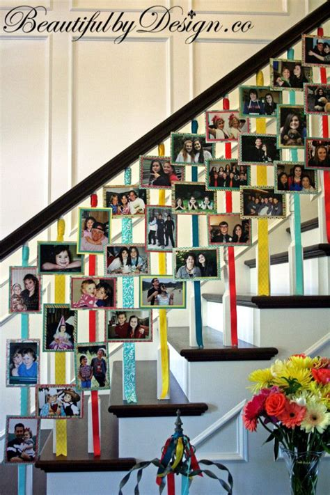 picture display ideas awesome graduation decorations graduation