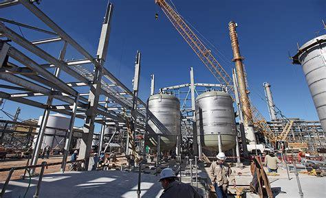 energyindustrial basf corp emulsion polymers production plant    enr