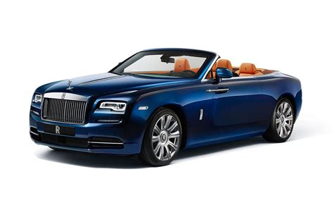 roll royce roce rolls royce dawn revealed new droptop rolls in pictures
