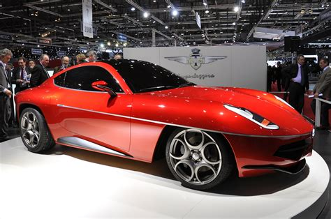 alfa romeo disco volante buy alfa romeo gives official blessing for touring to build