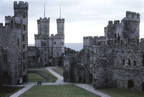 Dr James Barnes Medieval British Architecture Comparative Welsh Castles