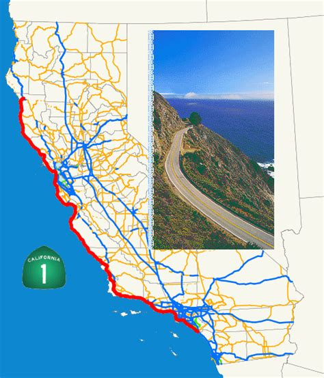 Pch Highway 1 Closures - highway 1 california pacific coast lodging road conditions