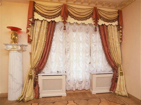 latest curtain design   pakistan style  bedroom