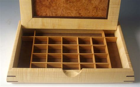 mens jewelry box handcrafted   finest woods