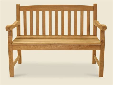 two seater wooden bench classic two seater bench cc2s