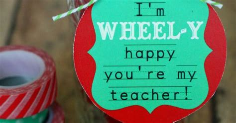 lil luna printable gift tags wheely happy you re my teacher gift with free tags