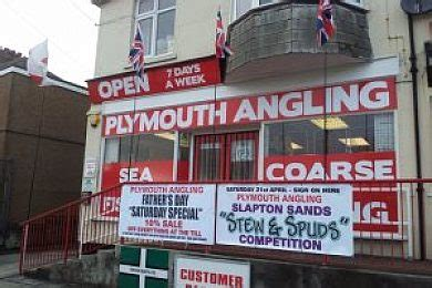 fishing tackle shops plymouth plymouth angling the tackle and bait shop plymouth