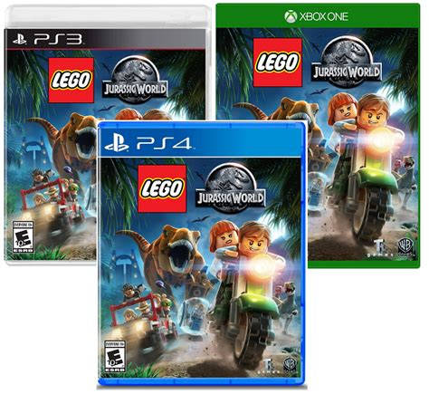Ps4lego The Reg 1 lego jurassic world for ps4 ps3 xbox 360 or xbox one as low as 24 99 reg 59 99