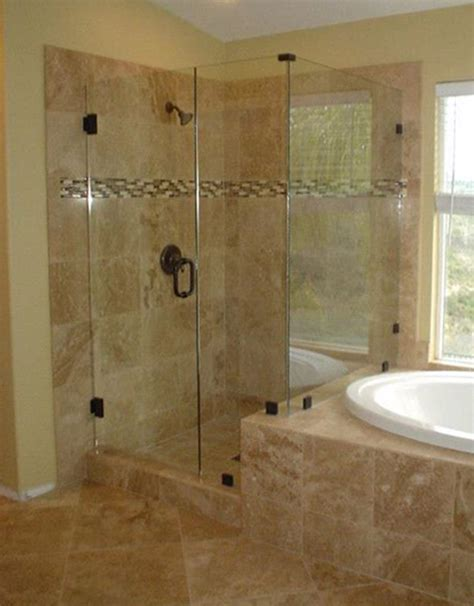20 ideas of bathrooms with travertine tile pictures