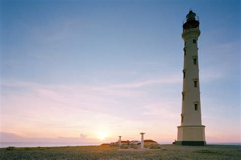 California Lighting by Sunsets Around The World Aruba Bug