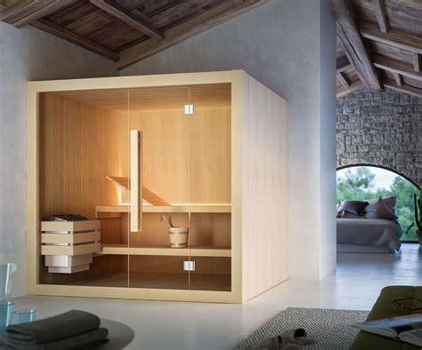 glas sauna saune glass 1989