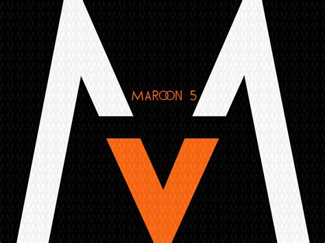 Maroon Logo | maroon 5 welcomes quot overexposed quot album to stores with the
