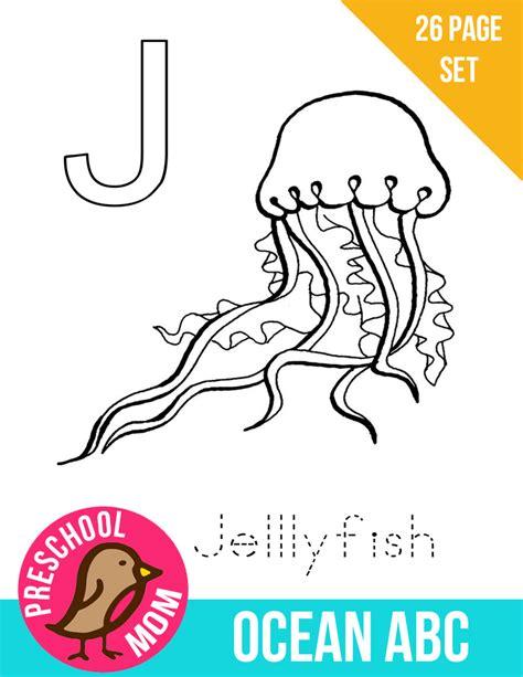 printable ocean alphabet book 91 ocean coloring pages for kindergarten 29 best we