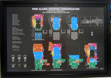 graphic panels led graphic annunciators mimic panels graphics national graphic annunciators smoke