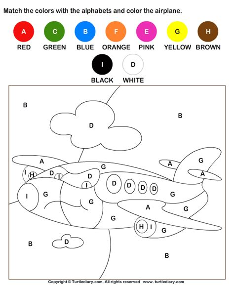 color letters coloring letters worksheet turtle diary